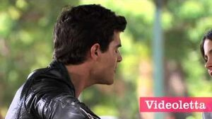 "Violetta 2 English Diego sings ""Be mine"" to Vilu"