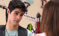 Tomas and Violetta!