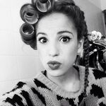 Cande black and white