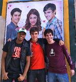 Samuel, Jorge and Nicolas (2012)