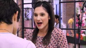 """Violetta - Fran and Tomás sings """"Give It All"""" in Spanish"""