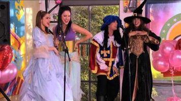 "Violetta - ""Always Dancing"" on Spanish"