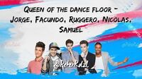 Violetta 3 - Queen of the Dance Floor - Letra - HQ