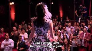 """Violetta 2 - Francesca sings """"Nel mio mondo""""-1"""