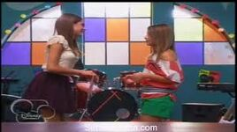 Lena and Violetta