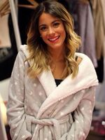 Tini dressing gown
