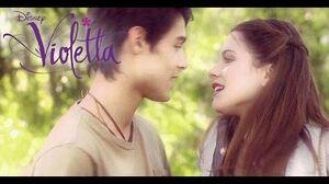 VIOLETTA Musikvideo - Te Creo - Violetta & Tomas Duett Martina Stoessel & Pablo Espinosa