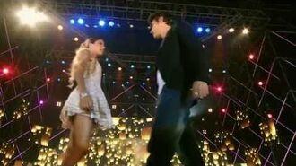 """Violetta 3 - Violetta y León cantan """"Abrázame y verás"""" - Episodio 80 HD"""