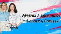 Violetta 3 - Aprendí a decir adiós - Lodovica Comello - Letra - HQ