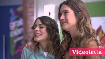 "Violetta 2 English - Guys sing ""Something Lights up Again"" Ep"
