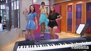 Violetta English - Girls Code
