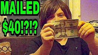 Violette1st Fan Mail Episode 59 (-24 2017)(MAILED $40!!!)