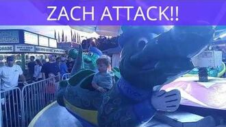 ZACH ATTACK!! Lucy takes Zachary to the fair!!