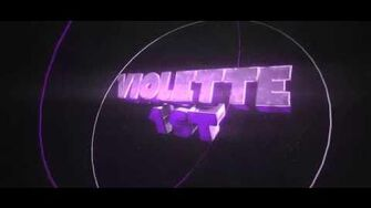 Shout-Out For Violette1st Intro for her!