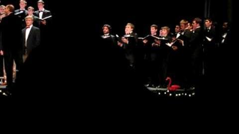 Ave Maria- The Virginia Glee Club and the Virginia Gentlemen- Christmas Concert 08