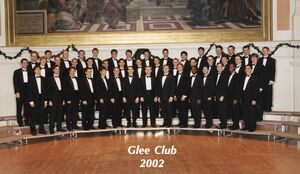 Virginia Glee Club 2002