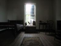 University of Virginia room of Edgar Allan Poe