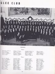 1949-1950 glee club corks and curls