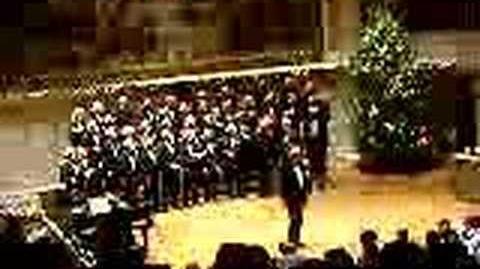 Glee Club Christmas Concert 07 12 Days of Christmas