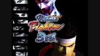Virtua Fighter 3tb OST Theme of Jeffrey