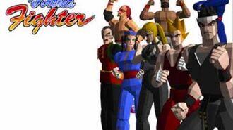 Virtua Fighter OST Theme of Jeffrey