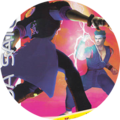 Fighters Megamix Button