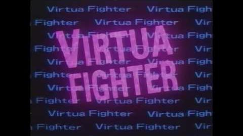 Virtua Fighter Anime Op. (Japanese Japones)