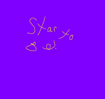 Star to be