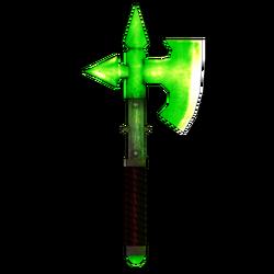 Chaos axe.green skin.preview