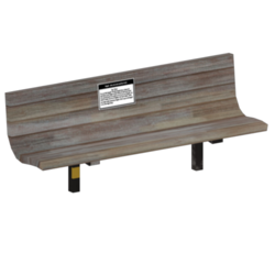 Street bench preview