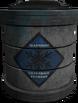 Cryogenic storage container