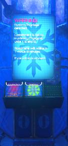 Cryogenesis console