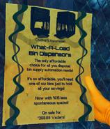 Bin Dispenser Ad
