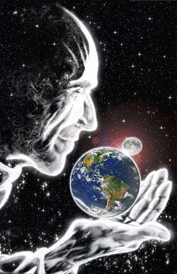 Print God Whole World