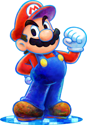 File:Mario - Mario & Luigi Dream Team.png