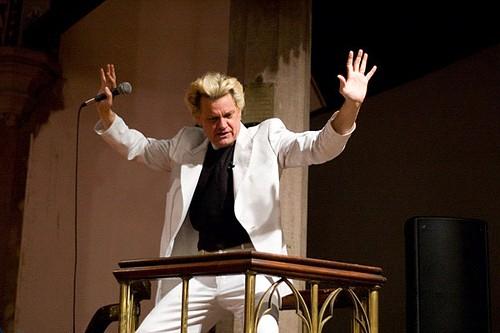 Crazy-preacher