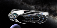 Lunaris Defense Fleet