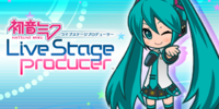 Hatsune Miku Live Stage Producer