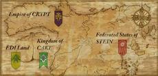 Prisoner Series Map