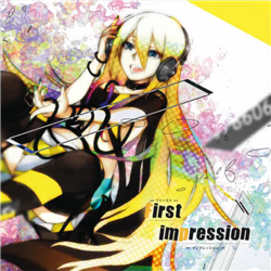 File:First Impression (album).png