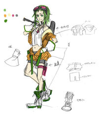 Synchronicity-Concept Art for Gumi