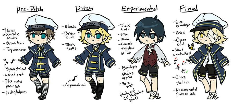 Image Oliver Concept Png Vocaloid Wiki Fandom