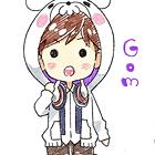 File:HoneyWorks Gom avatar.png