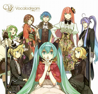 Vocalodream cover
