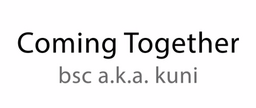 """Image of """"Coming Together"""""""
