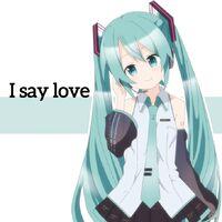 ラマーズP - I say love (album)