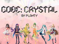 Code crystal cover