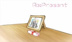 Re present