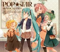 Popstar the vocaloid album