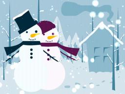 """Image of """"メルティングスノウマンズラブソング (Melting Snowmans Love Song)"""""""